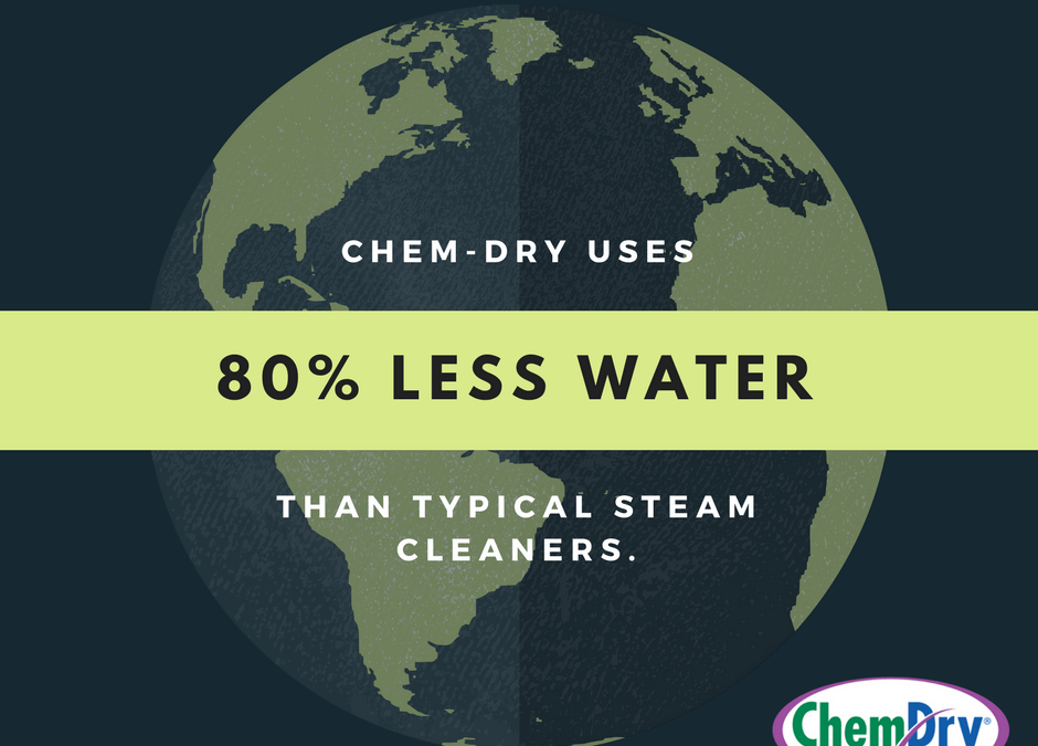 What Makes Chem-Dry's Process Green