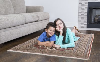 How to Maintain Rugs in High Traffic Areas