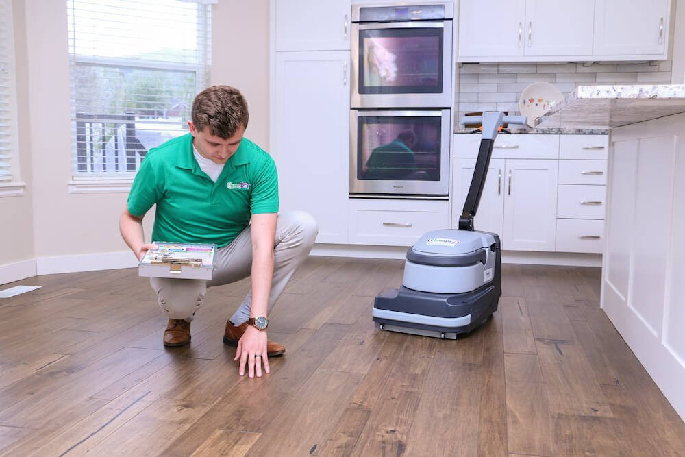 Calgary wood floor cleaners