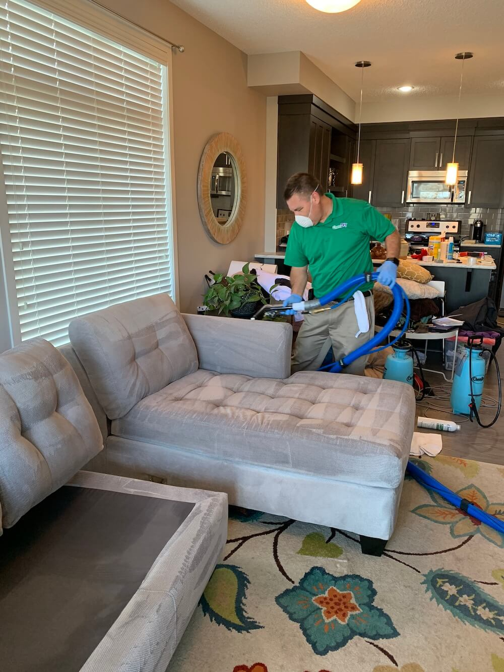 Upholstery Cleaning in Calgary, AB