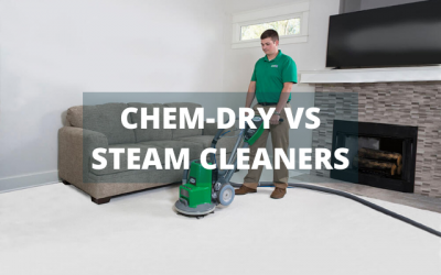 Chem-Dry VS Steam Cleaning