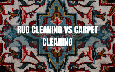 Rug Cleaning VS Carpet Cleaning