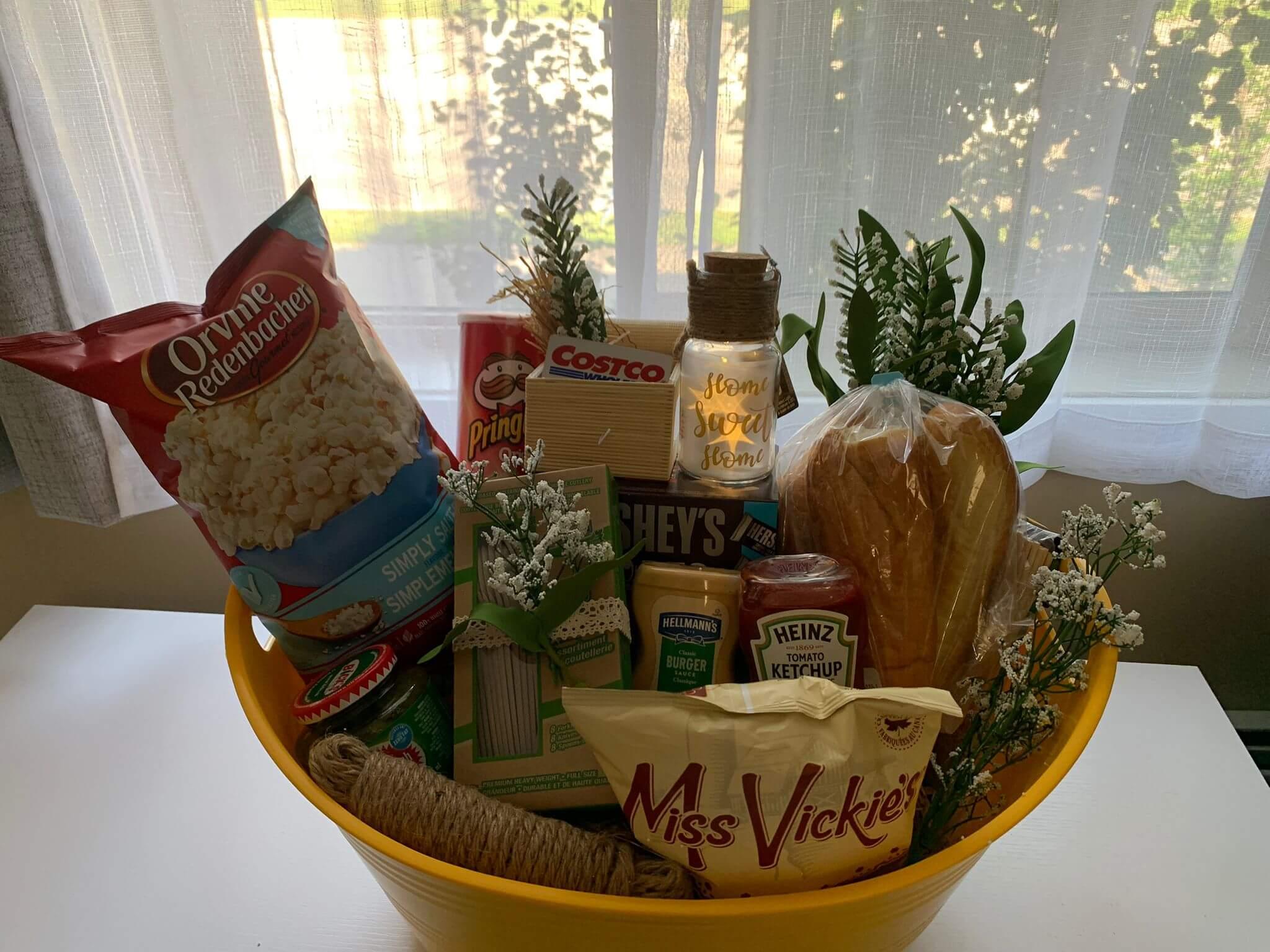 Stampede Days Gift Basket